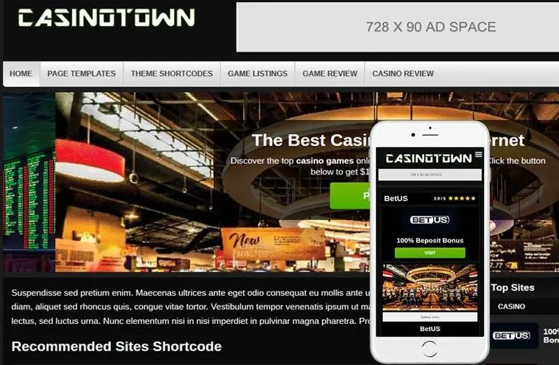 casinotown
