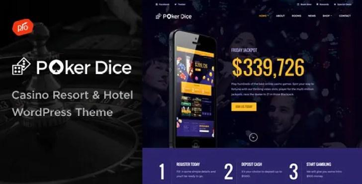 Poker Dice - Casino Resort & Hotel - Travel Retail