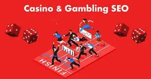 Online Casino SEO Strategies - Learn With Goldencrown