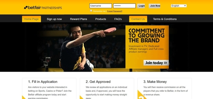 Betfair-Affiliate-Program