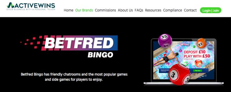 Betfred-Bingo