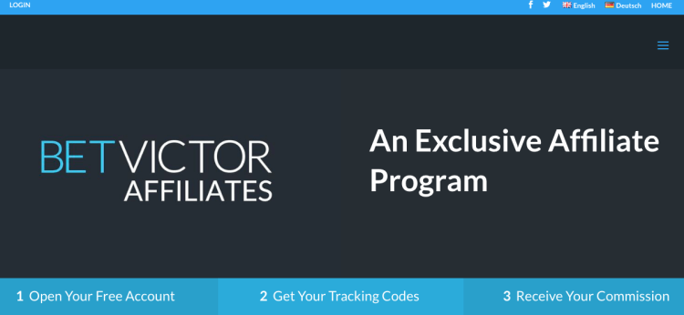 BETVICTOR AFFILIATES - -Sports-Betting-affiliate programs