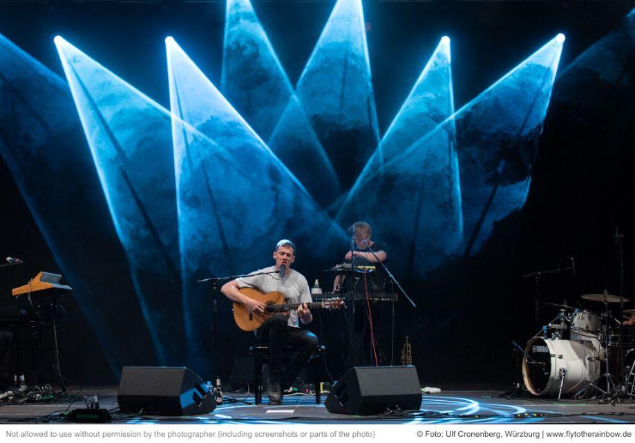 Charlie Cunningham– Fotogalerie Konzert Hafensommer Würzburg 2019