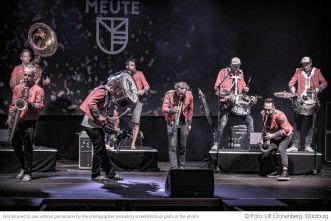 Meute– Hafensommer Würzburg, 05.08.2018| © Foto: Ulf Cronenberg, Würzburg