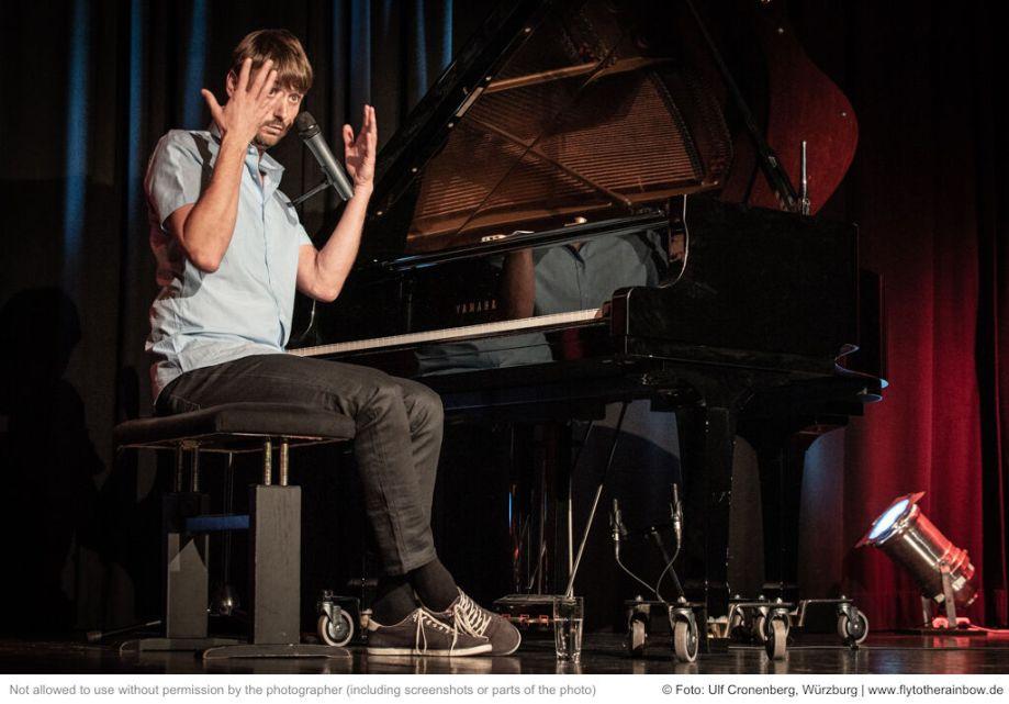 Andy Sauerwein– Fotogalerie Konzert Hafensommer Würzburg 2019