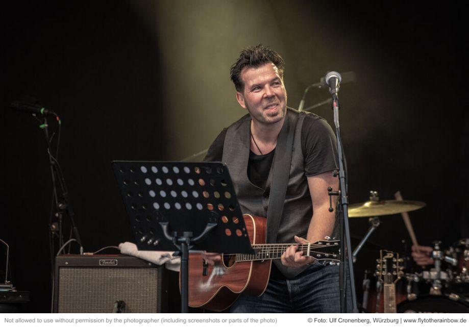 Markus Rill & Gäste– Fotogalerie Konzert Hafensommer Würzburg 2019