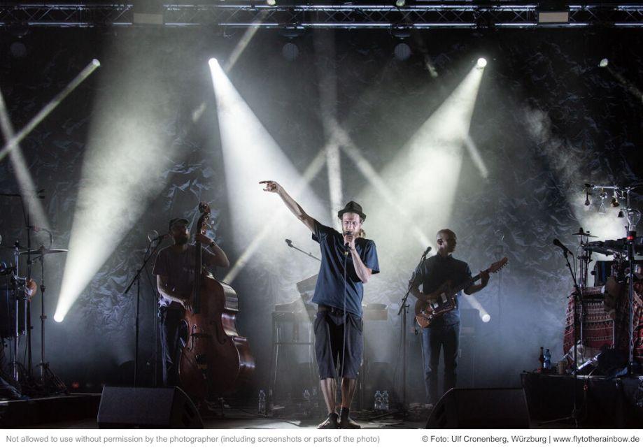 Käptn Peng & Die Tentakel von Delphi– Fotogalerie Konzert Hafensommer Würzburg 2019