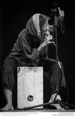 Nneka – Hafensommer Würzburg, 27.07.2019| © Foto: Ulf Cronenberg, Würzburg