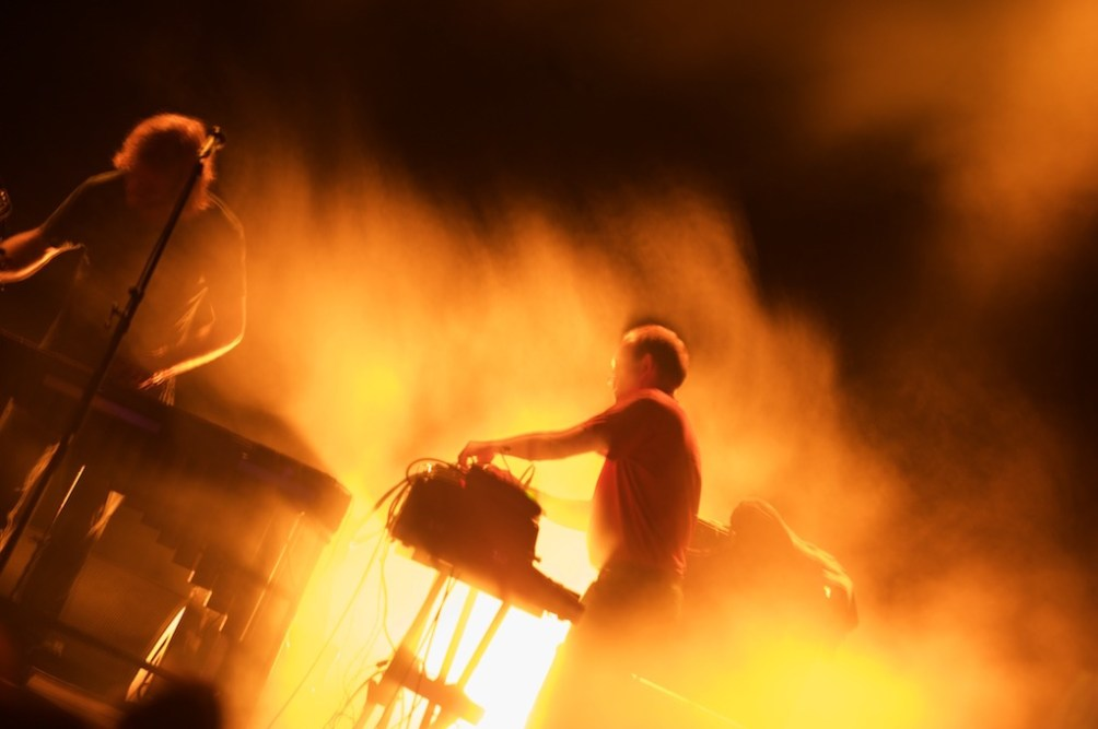 The Notwist 2013 // Foto: Ulf Cronenberg