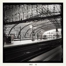 Hauptbahnhof Berlin    © Ulf Cronenberg, Würzburg