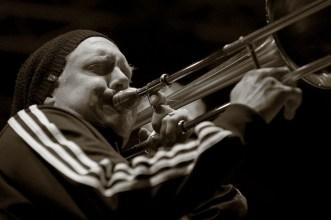 Jazzanova featuring Paul Randolph || Foto: © Ulf Cronenberg, Würzburg