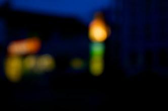 Lichtspiele nachts No. 4|| Foto: Ulf Cronenberg, Würzburg
