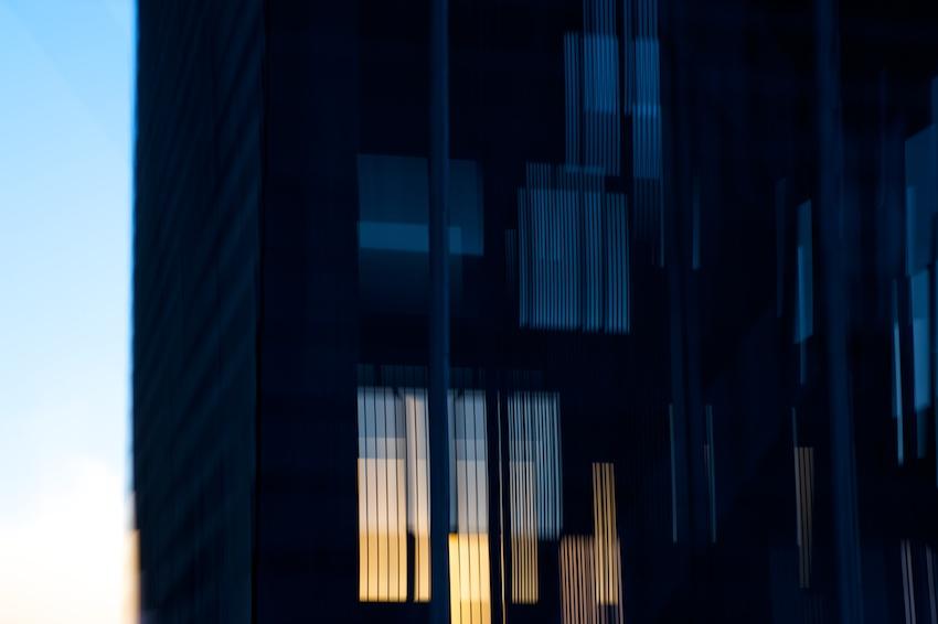 Panning– Bilder von der Rhön