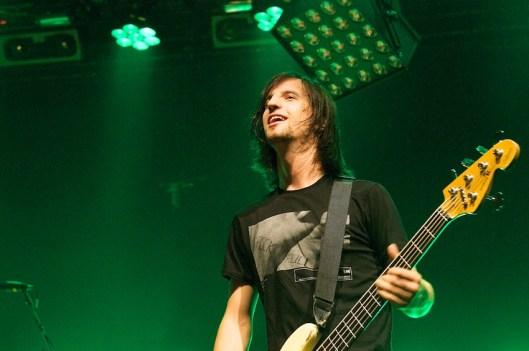 Bassist Johannes Stolle || Foto: © Ulf Cronenberg, Würzburg