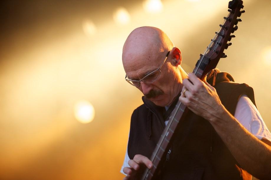 Tony Levin mit Stick Men– Konzertfotos Würzburger Hafensommer 2013