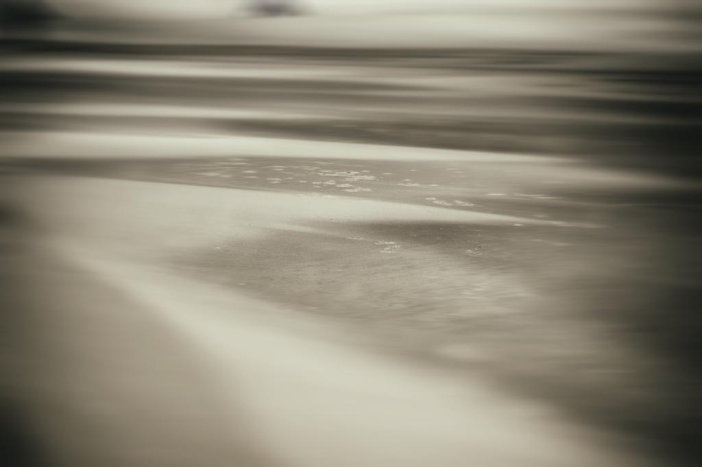 Strandspuren No. 2    Foto: © Ulf Cronenberg