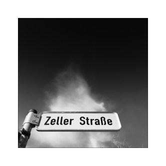 Würzburg No. 7 – Straßenschild || Foto: Ulf Cronenberg, Würzburg