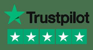 Hunderede vis af anmeldelser på Trustpilot