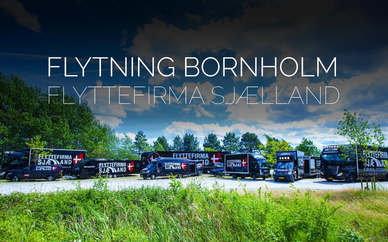 Tilbud Pa Flytning Til Bornholm Flyttefirma Sjaelland