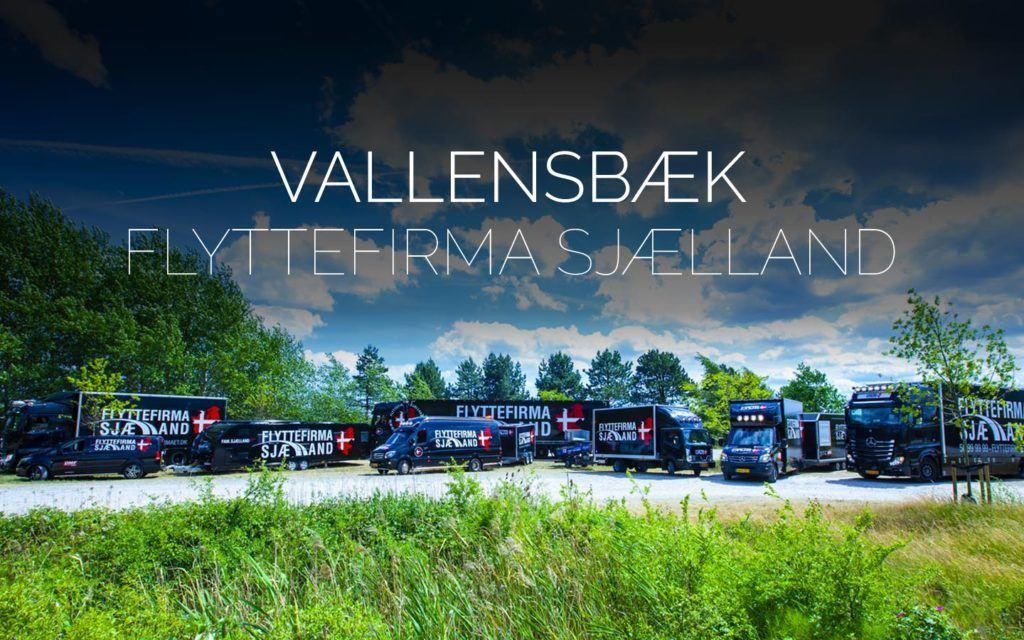 Flyttefirma Vallensbaek Flytning I Vallensbaek Flyttefirma Sjaelland