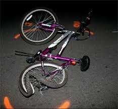ciclista lesionado en accidente de tráfico en tenerife