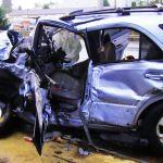 Indemnización por daños materiales en accidente de tráfico