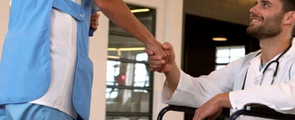 Centros de rehabilitación en España para accidentes de tráfico