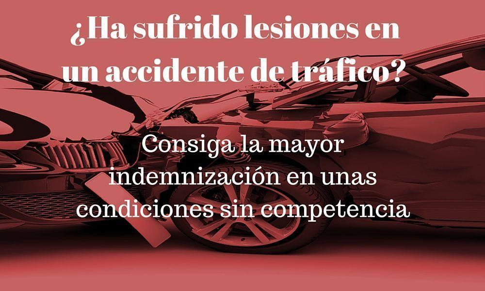 FM Abogados Burgos. Indemnización por accidente de tráfico al mejor precio