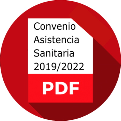 pdf del convenio de asistencia sanitaria 2019-2022