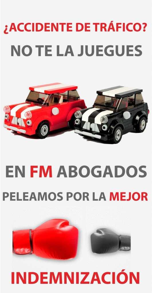 Abogado Accidente Tráfico Tenerife - FM Abogados la mayor rindemnización
