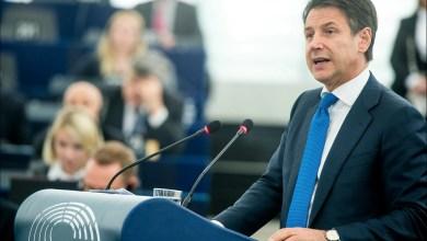 giuseppe conte europarlamento