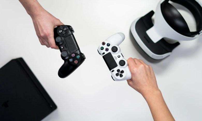 cinecittà game hub foto generica playstation