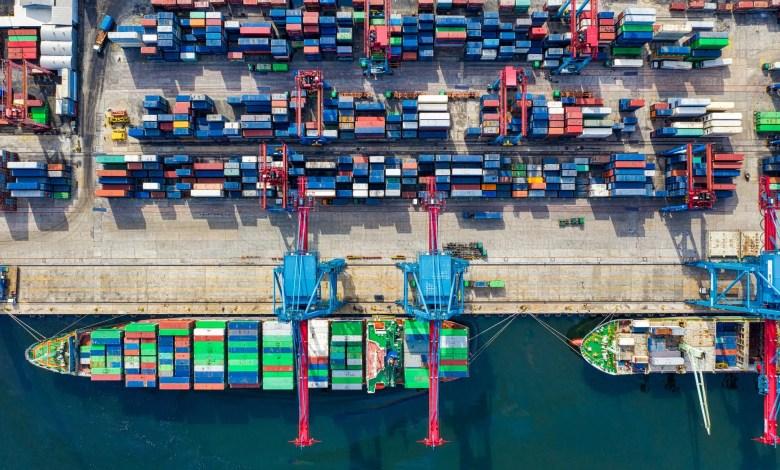 porto container Jakarta