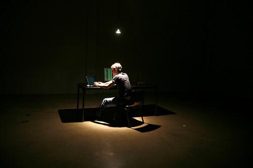 hacker photo