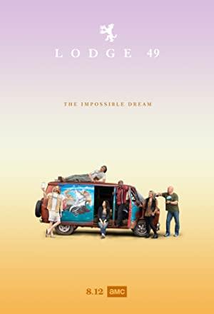 Lodge 49 poster