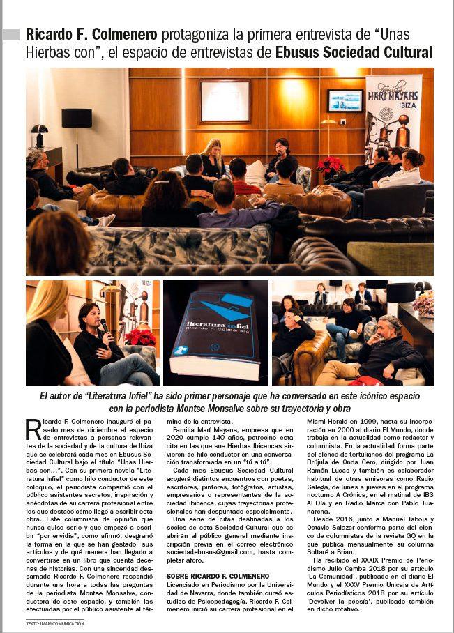 01/2020 - Revista Top Crono - Unas Hierbas con...