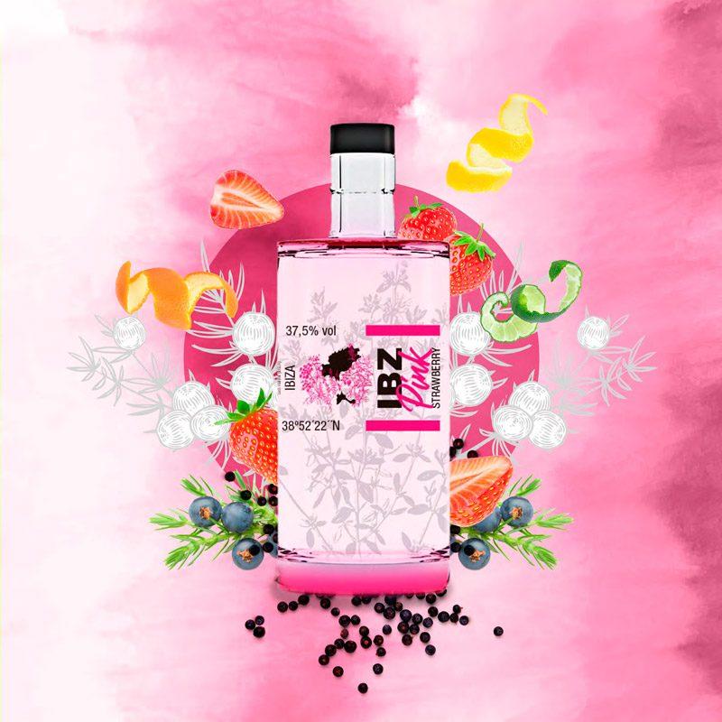 IBZ PINK - Gin - Familia Marí Mayans