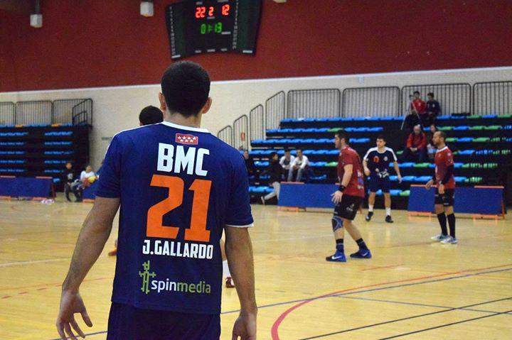 Resultado de imagen de Jaime Gallardo balonmano
