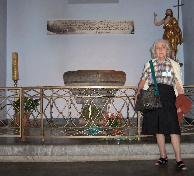 Pellegrinaggio a Lourdes dal 31 luglio al 4 agosto 2007