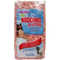 Natural Aromatic Red Cedar Bedding & Litter - Hamster ...