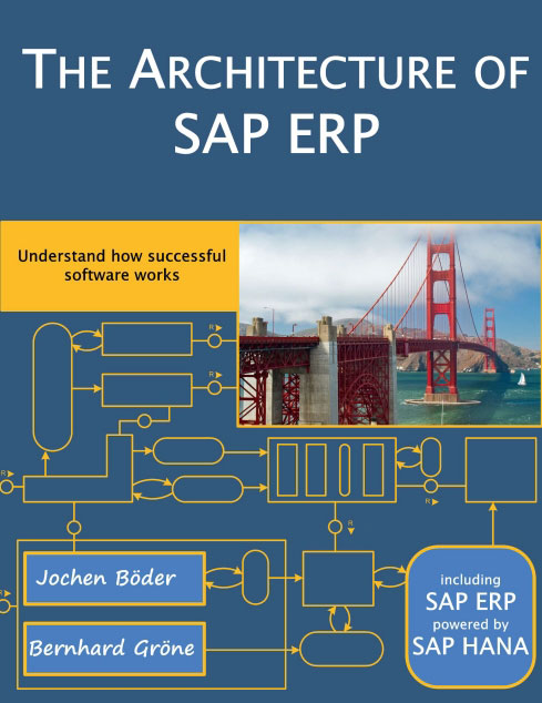 FMC  Book description The Architecture of SAP ERP Understand how successful software works