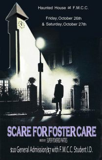 Scare for Foster Care - Haunted House at FM