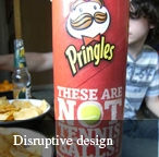 """A need for """"disruptive design"""""""