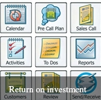 Attaining and measuring return on investment (ROI)