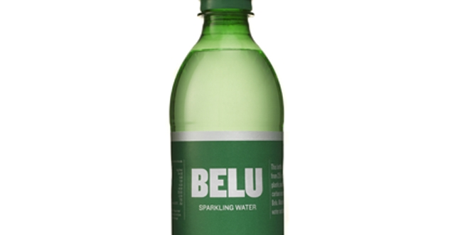 Belu launches new green plastic bottle