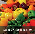 The Great British food fight