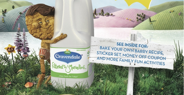 Cravendale fuels family togetherness with Cineworld sponsorship
