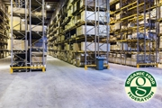 BRC Global Standard for logistics company
