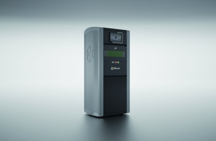 Metal additive manufacturing system launched