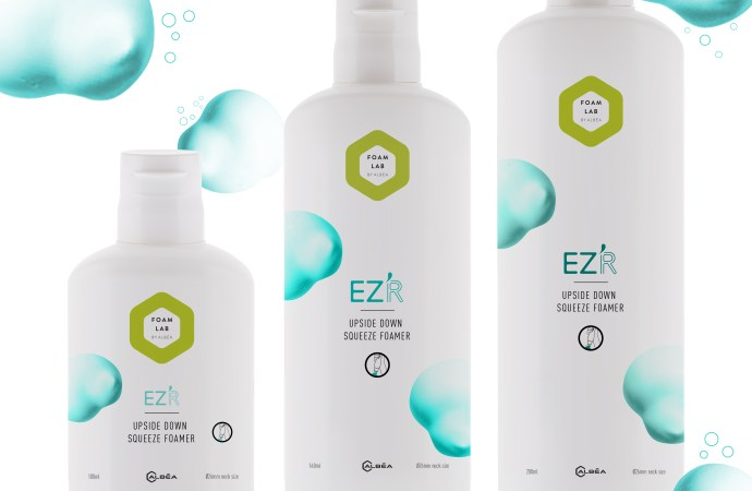 New dosage options optimise EZ'R packaging